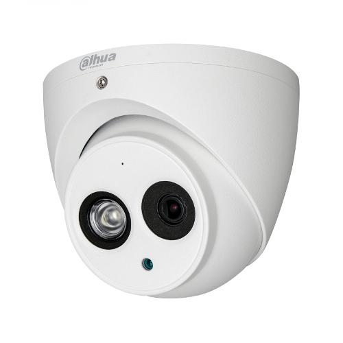 Dahua N44CG52 4MP IR Fixed Lens ePoE Eyeball Camera