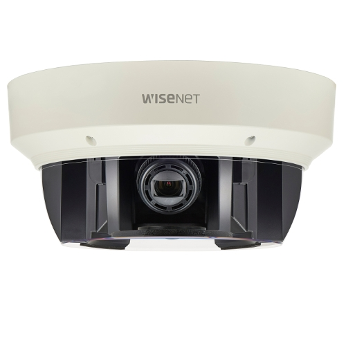 Hanwha PNM-9080VQ 8Megapixel Multi-directional 360° Dome Camera
