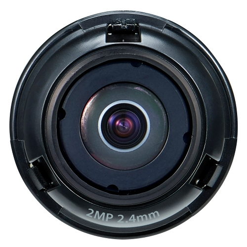 Hanwha SLA-2M2400Q 2.4mm Lens Module for PNM-9000VQ