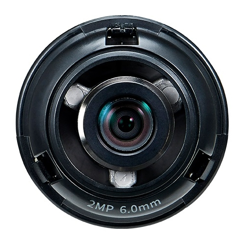 Hanwha SLA-2M6000D 6.0mm Lens Module for PNM-7000VD