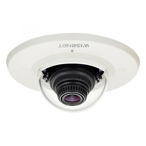 Hanwha WiseNet X XND-6011F 2MP Indoor Network Dome Camera