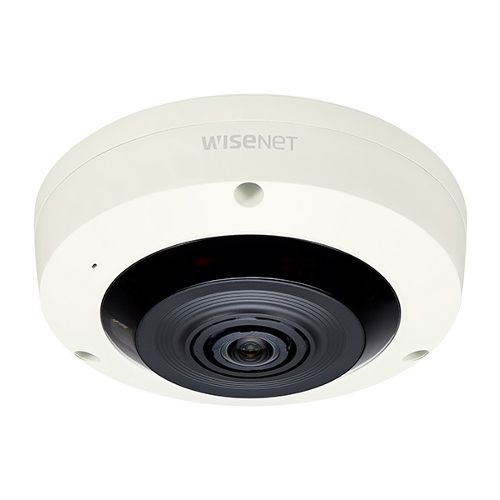 Hanwha X-Series XNF-8010R 6MP Sensor Fisheye Camera