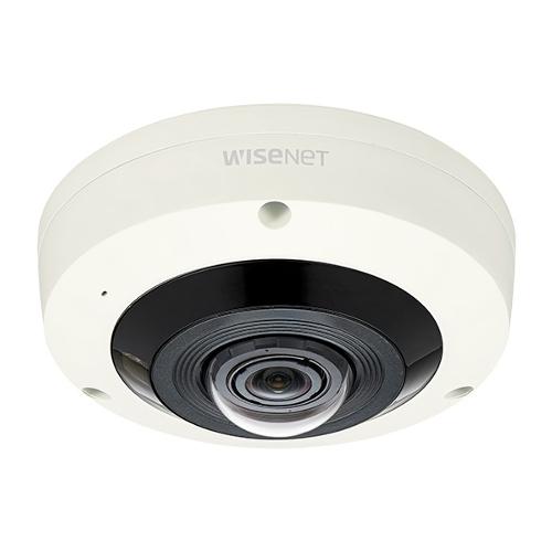 Hanwha X-Series XNF-8010RV 6MP Sensor Fisheye Camera