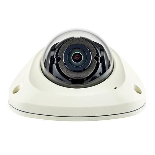 Hanwha XNV-6012 2MP Vandal-Resistant Mobile Network Flat Camera