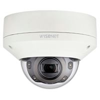 Hanwha XNV-6080R 2MP Vandal-Resistant Network IR Dome Camera