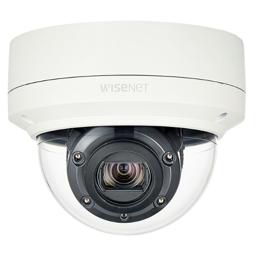Hanwha XNV-6120R 2MP Vandal-Resistant Network IR Dome Camera