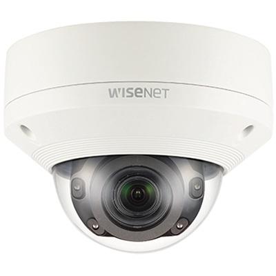 Hanwha XNV-8080R 5MP Vandal-Resistant Network IR Dome Camera