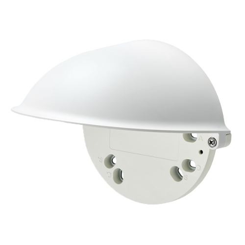 Hanwha SBV-120WC Weather Cap for Outdoor Dome Cameras