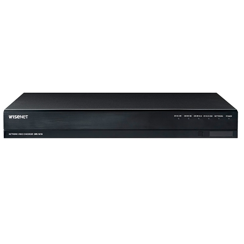 Hanwha SPE-1610 16-Channel H.264 Network Video Encoder