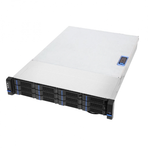 Hanwha WiseNet WAVE WRR-5501-32TB 4-Channel NVR with 32TB