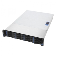 Hanwha WiseNet WAVE WRR-5501-60TB 4-Channel NVR with 60TB