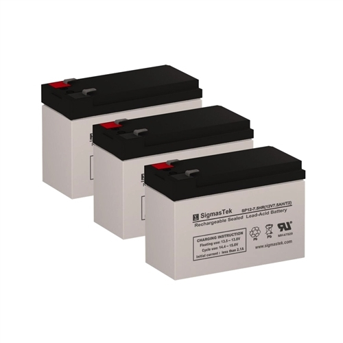 MinuteMan EBP36XL Battery Pack For E750RM2U-E1500RM2U Battery Backup