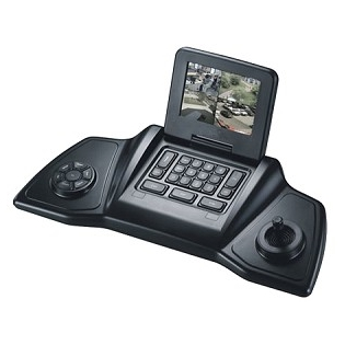 SCE 02 PTZ Controller with 3-Axis Joystick