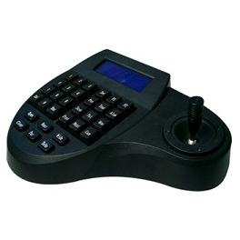 SCE 1018 PTZ Controller with 2-Axis Joystick
