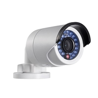SCE 2032I 3MP High Resolution IP Bullet Camera with 80FT IR (White)