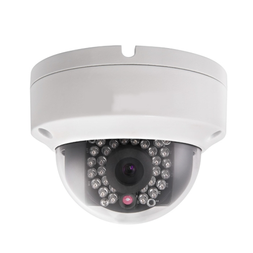 SCE 2132I-2.8 3MP High Resolution 2.8mm Lens IP Dome Camera with 66FT IR