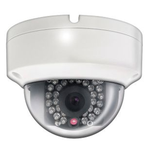 SCE 2132I 3MP High Resolution 4mm Lens IP Dome Camera with 66FT IR