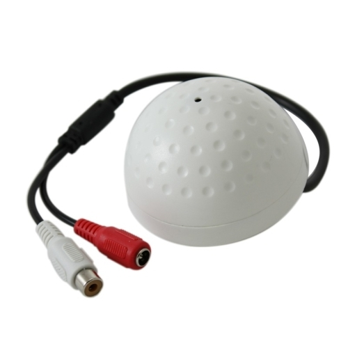SCE 3329-3 Microphone for CCTV Cameras