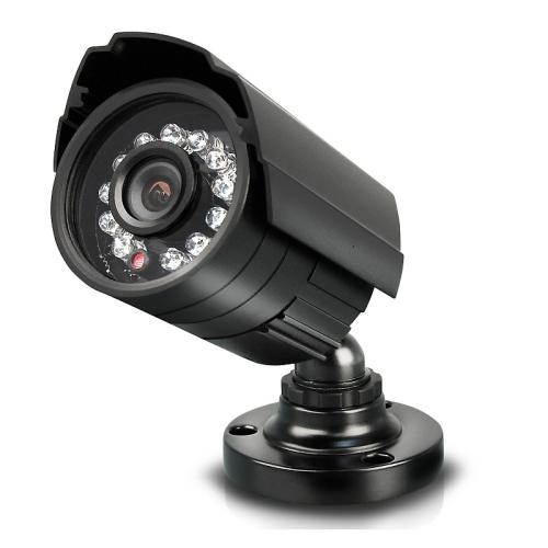 SCE 3720 850TVL 70FT IR Mini Bullet Camera (Black)