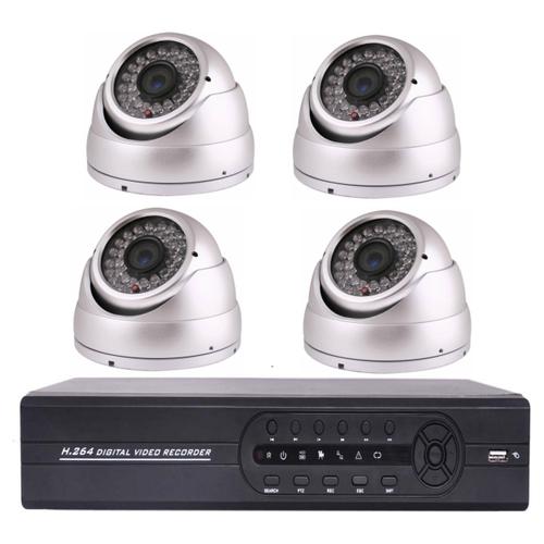 SCE 4CH IP Camera System