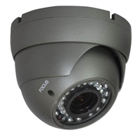 SCE 5131 1000TVL Vandal Proof IR Eyeball Camera (Grey)