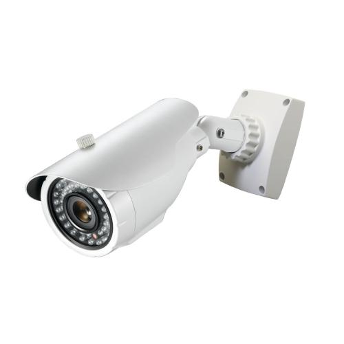 SCE 5340 700TVL 2.8-12mm IR Bullet Camera (White)