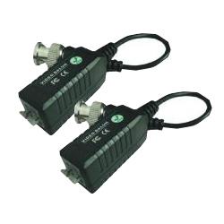 SCE AV205B 1 Channel Passive Video Balun (2-Pack)
