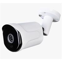 SCE HD-TVI Fixed Lens Bullet Camera (White)