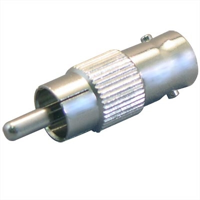 SCE BNC Female to RCA Male Connector