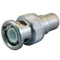 SCE BNC Male to RCA Female Connector