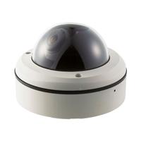 SCE CD6002W 600TVL Cmos Plastic Dome Camera
