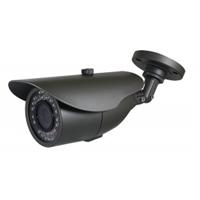 SCE CRB6205ES 700TVL 164FT IR Bullet Camera with EFFIO-E (Black)