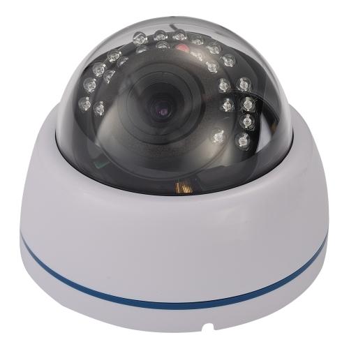 SCE CRD603E4CV 480TVL Plastic IR Dome Camera