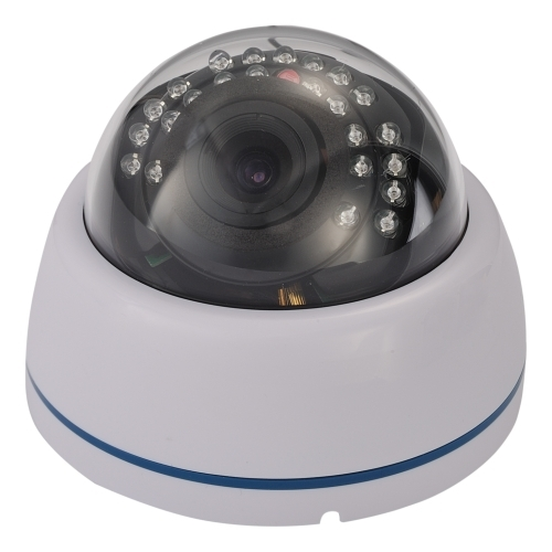 "SCE CRD6204CV 700TVL 1/3"" Sony 3 Axis Plastic Dome Camera"