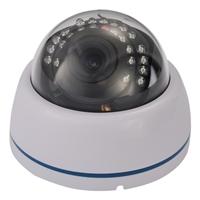 "SCE CRD6204CV 700TVL 1/3"" Sony 3 Axis Plastic Dome Camera (Used)"