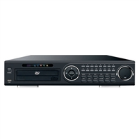 SCE DVR-9016A 16 Channel DVR with 250GB Hard Drive