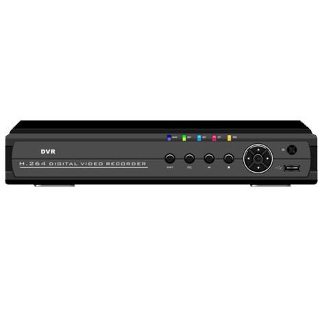 SCE H04A 4CH DVR with 960H Resolution (Used)