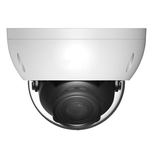 SCE 720P HD-CVI Vari-Focal Lens 2.7-12mm Dome Camera (White)