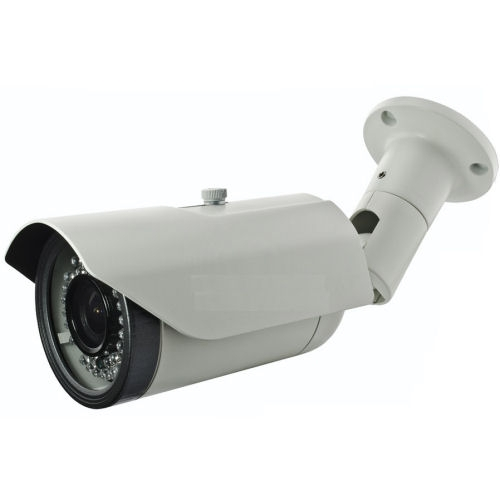 SCE HDPT40-P Weatherproof IR HD-SDI Bullet Camera (White)