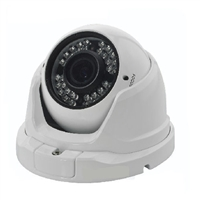 SCE S14C 1000TVL Vandal Proof Dome Camera (White)