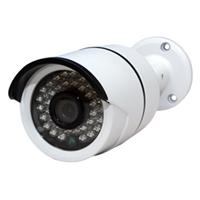 SCE SB2MIFATCW HD Over Coax Hybrid 4 in 1 1080P Video Bullet Camera (White)