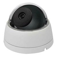 SCE SD2MFATCW HD Over Coax Hybrid 4 in 1 1080P Video Dome Camera (White)