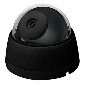 SCE SD2MFDATCB HD Over Coax Hybrid 4 in 1 1080P Video Dome Camera (Black)