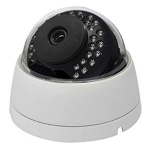SCE SD2MIFATCW HD Over Coax Hybrid 4 in 1 1080P Video Dome Camera (White)