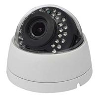 SCE SD2MIVFATCW HD Over Coax Hybrid 4 in 1 1080P Video Dome Camera (White)