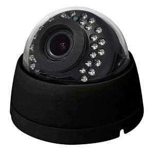 SCE SD2MIVFDATCB HD Over Coax Hybrid 4 in 1 1080P Video Dome Camera (Black)