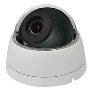 SCE SD2MVFATCW HD Over Coax Hybrid 1080P Video 4 in 1 Dome Camera (White)
