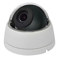 SCE SD2MVFDATCW HD Over Coax Hybrid 4 in 1 1080P Video Dome Camera (White)