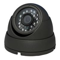 SCE SEB2MIFATCB HD Over Coax Hybrid 4 in 1 1080P Video Dome Camera (Black)