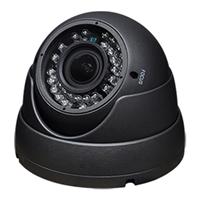 SCE SEB2MIVFATCB HD Over Coax Hybrid 4 in 1 1080P Video Dome Camera (Black)